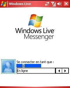 SFR Windows Live Messenger
