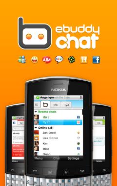 Free Nokia 2690 Ebuddy 3 0 6 s60v3,s60v5 Software Download