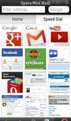 Free Nokia 2690 Opera mini 6 5 with hui Software Download in