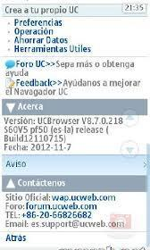 Free Nokia Asha 500 / 501 / 502 / 503 UC BROWSERS 8 7 Software Download