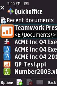 Quickoffice 6 Pro Viewer