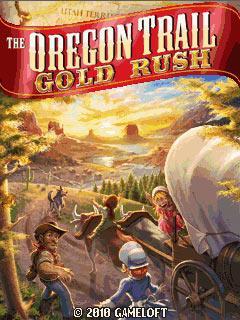 The Oregon Trail Gold Rush