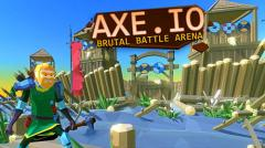 Axe.io: Brutal knights battleground