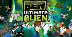 Ben super ultimate alien transform