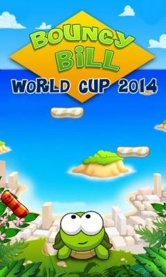 Bouncy Bill: World cup 2014