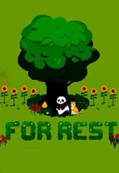 For rest: Healing in forest