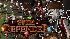 Grim defender: Castle and tower defense