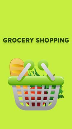 Grocery: Shopping List
