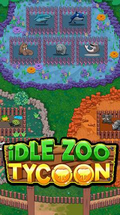 Idle zoo tycoon: Tap, build and upgrade a custom zoo