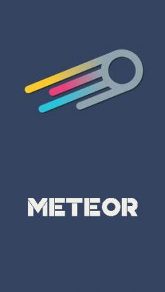 Meteor: Free internet speed