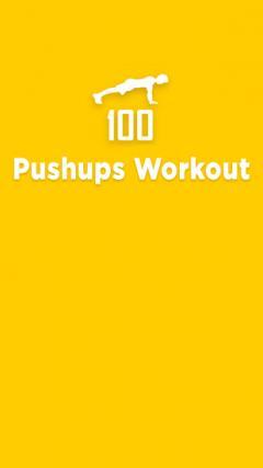Pushups Workout