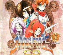 Shining force CD (Sega CD)