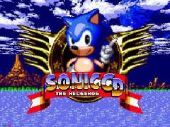 Sonic CD (Sega CD)