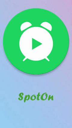 Free Android SpotOn - Sleep & wake timer for Spotify Software
