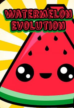 Watermelon evolution: Idle tycoon and clicker game