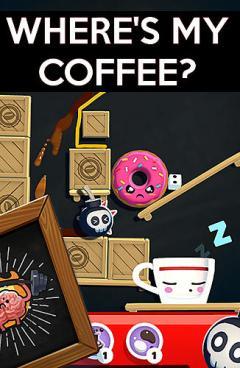 Where's my coffee?