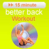15 Minutes Better Back