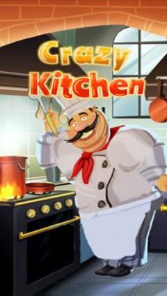 Crazy kitchen
