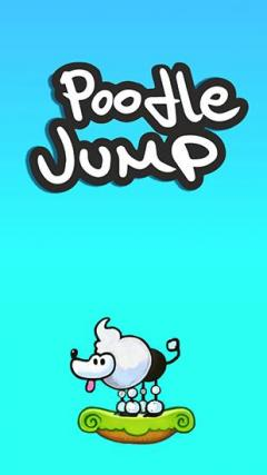 Poodle jump: Fun jumping games