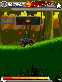 Free Java Stunt Car Racing 99 Tracks Software Download