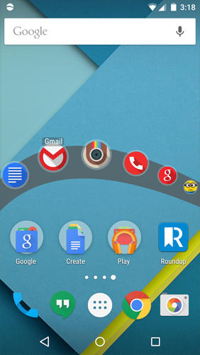 Free Micromax AQ5001 Canvas Juice 2 Wave: Launcher Software