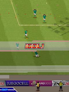 Free LG T500 Pro Evolution Soccer 2013 MOD Software Download