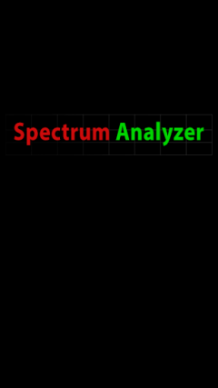 Free Spectral Analyzer Software Download in Audio Tag