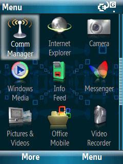 Free Samsung C6620 3D Menu Software Download