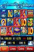 Play Mermaids Millions