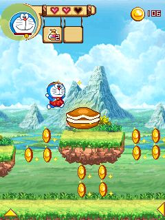 Free Samsung S3310 Doraemon: Island of miracles Software