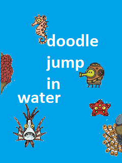 Doodle Jump: In water
