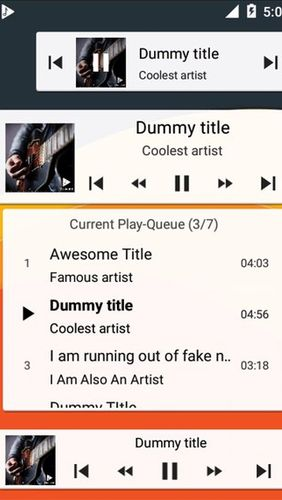 Free Android Musicolet: Music player Software Download in Multimedia