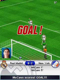 Free Nokia Asha 230 Real Madrid Football 2010 Software
