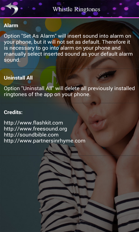 whistle ringtone huawei download