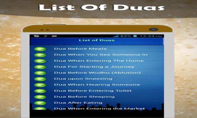 Free Verified Masnoon Muslim Duas Software Download in