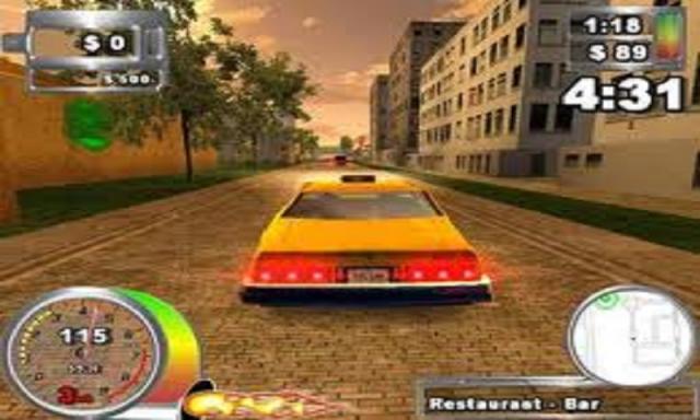 Free Java Super Taxi Driver new Software Download
