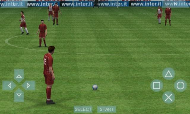 Free Samsung S5620 Monte Pro Evolution Soccer Games Software