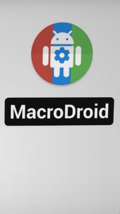 MacroDroid