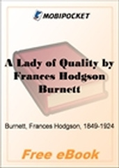 A Lady of Quality for MobiPocket Reader