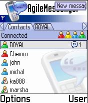 Agile Messenger S80