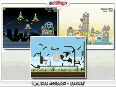 Angry Birds HD (iPad)