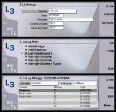AutoLog for Nokia 9500/9300