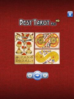 Best Tarot Pro HD (iPad)