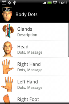 Massage Body Spots Free
