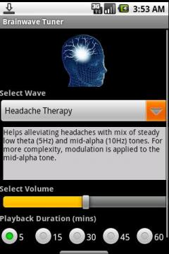 Brainwave Tuner Lite (Android)