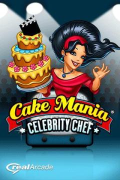 Cake Mania Celebrity Chef Lite for Android