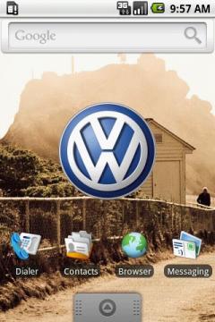 Car Logo - Volkswagen