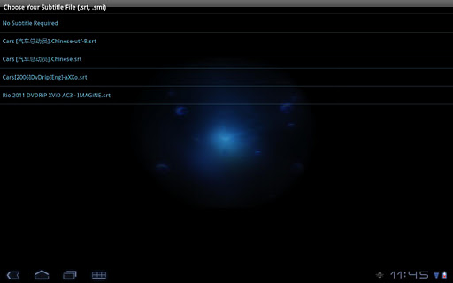 Buy Android Cinexplayer For Android Tablets Application