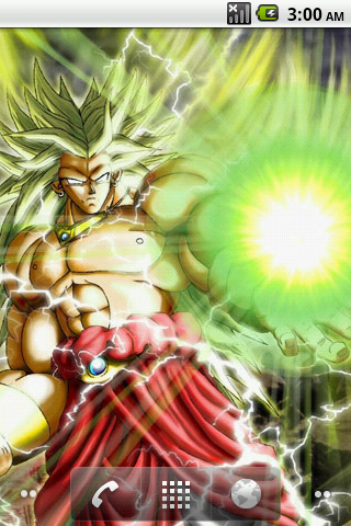 Free Samsung Gt S5300 Galaxy Pocket Dragon Ball Z Wallpapers