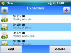 ElectroForms Expenses